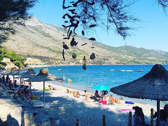 Beach Bar Orebić