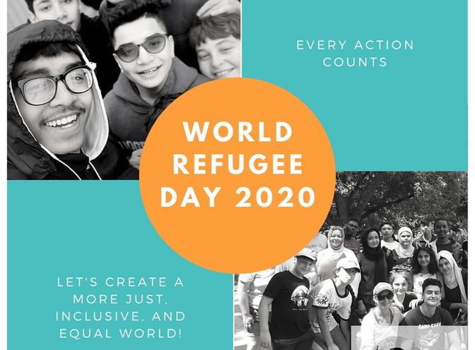 REACH Celebrates World Refugee Day
