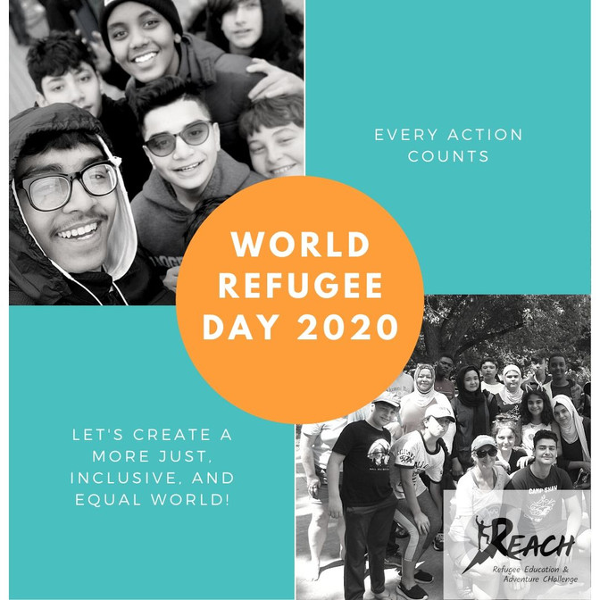 REACH Celebrates World Refugee Day