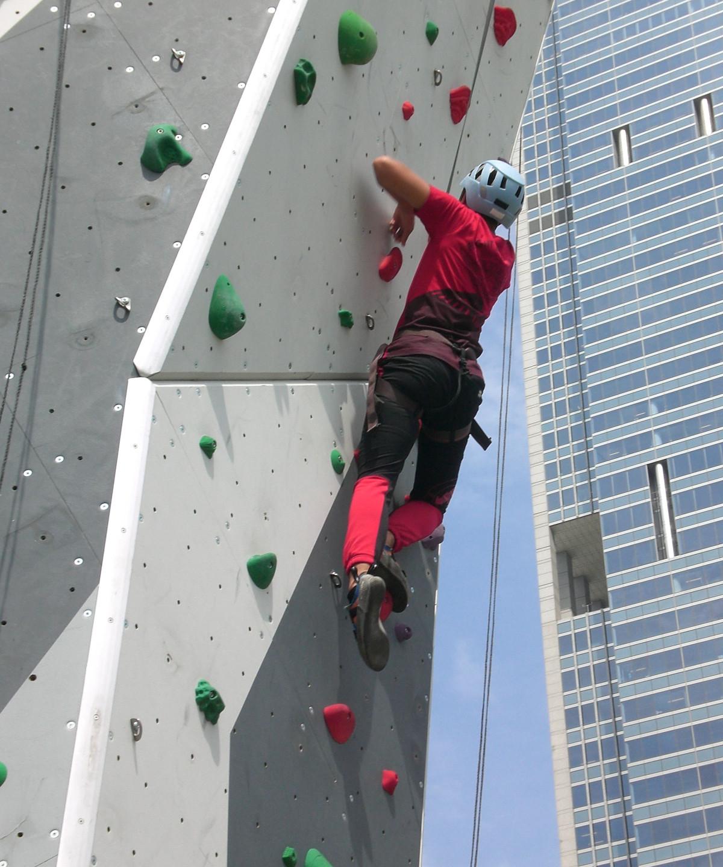 Climbing - Summer 2018