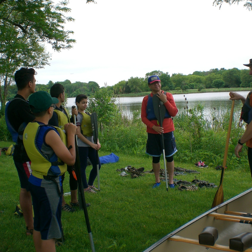 Canoeing Lessons