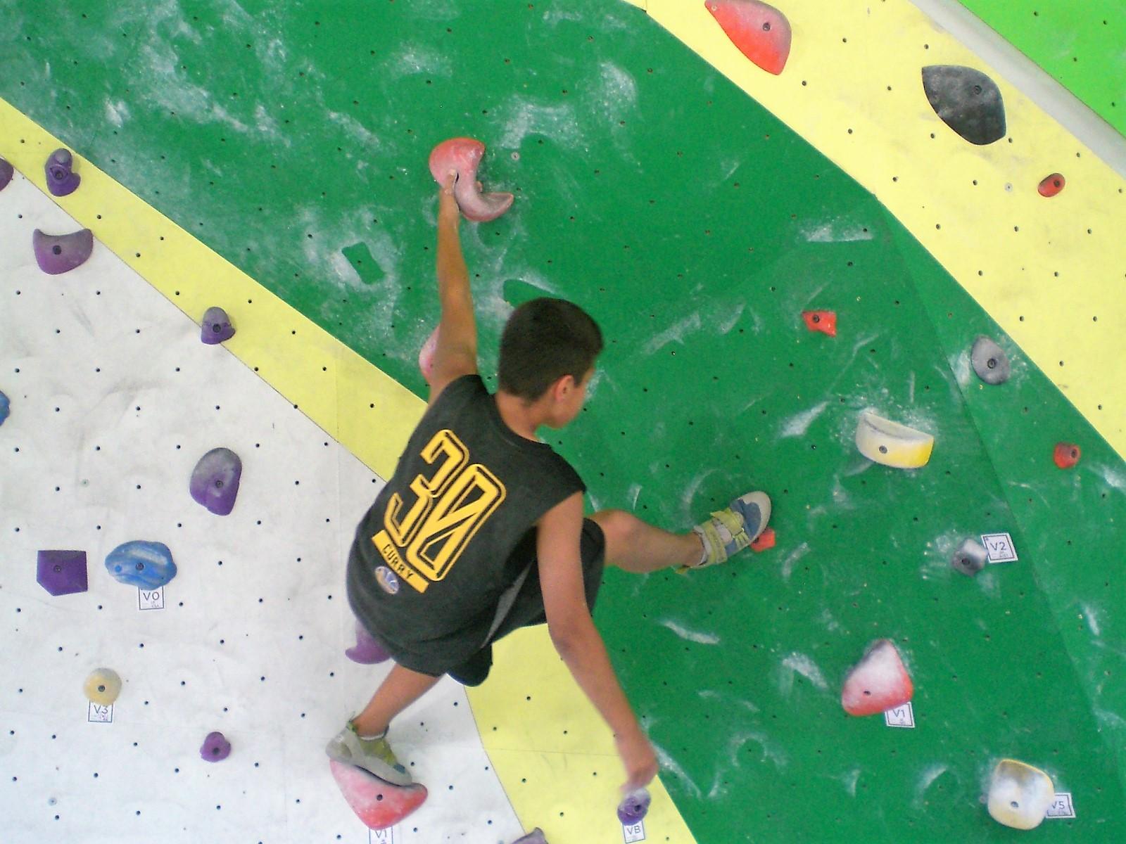 Climbing - Summer 2017