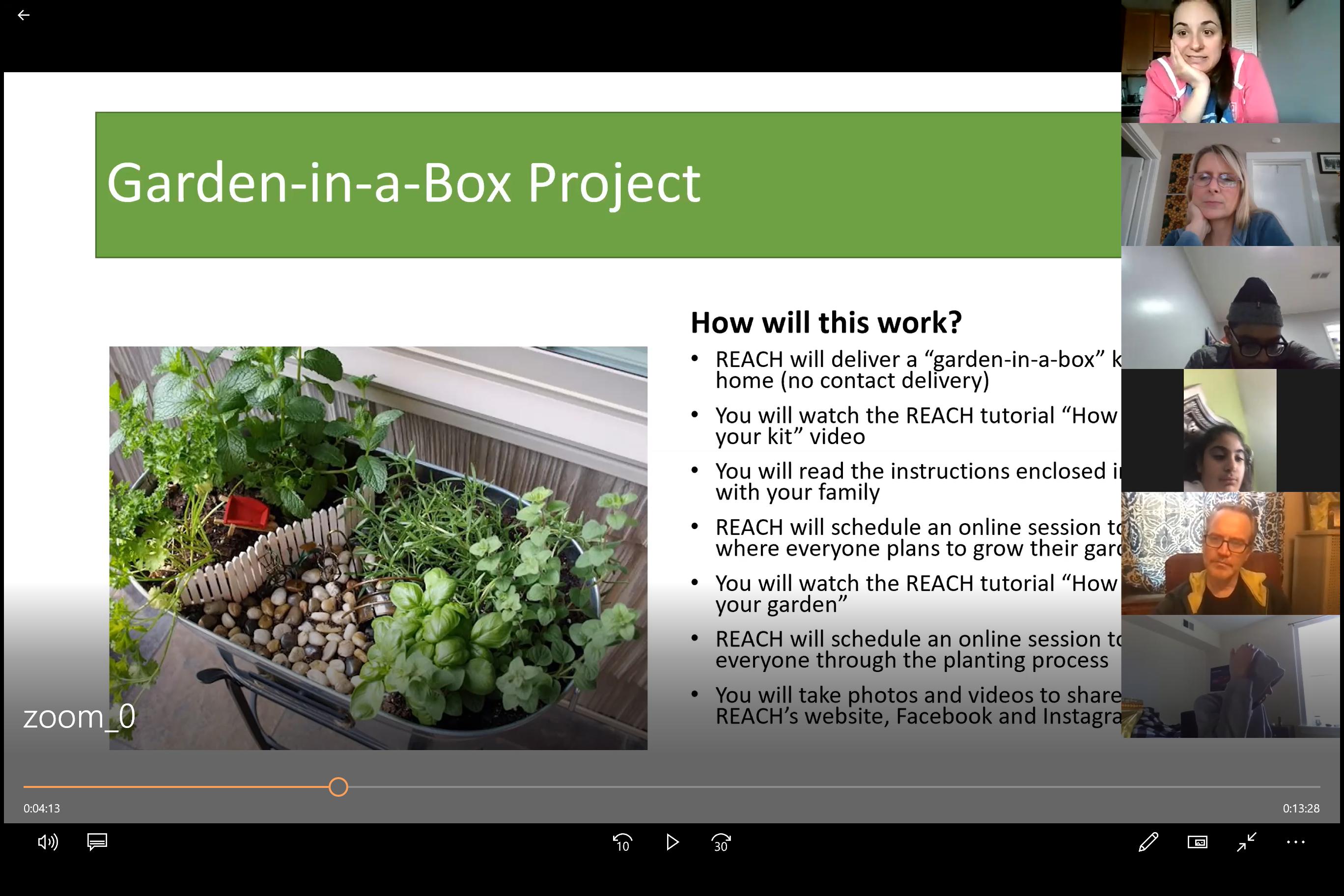 Online Session: Gardening Intro