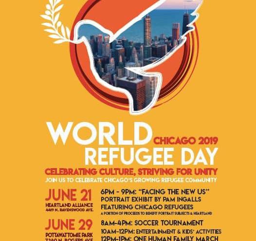 World Refugee Day Chicago 2019