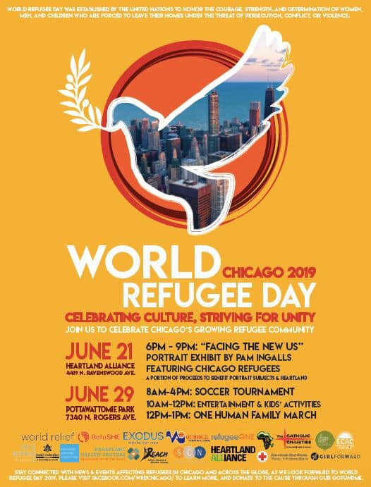 World Refugee Day Chicago 2019