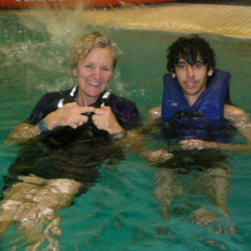 Kayak Skills Building