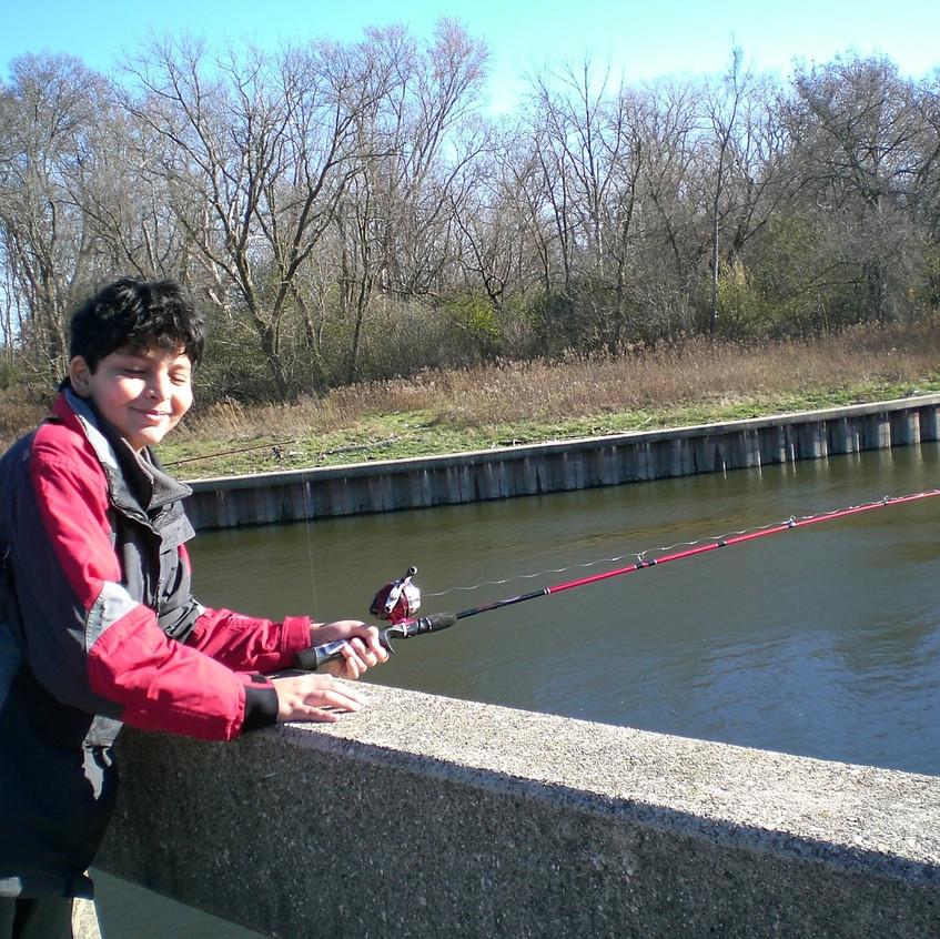 Fishing Tutorial