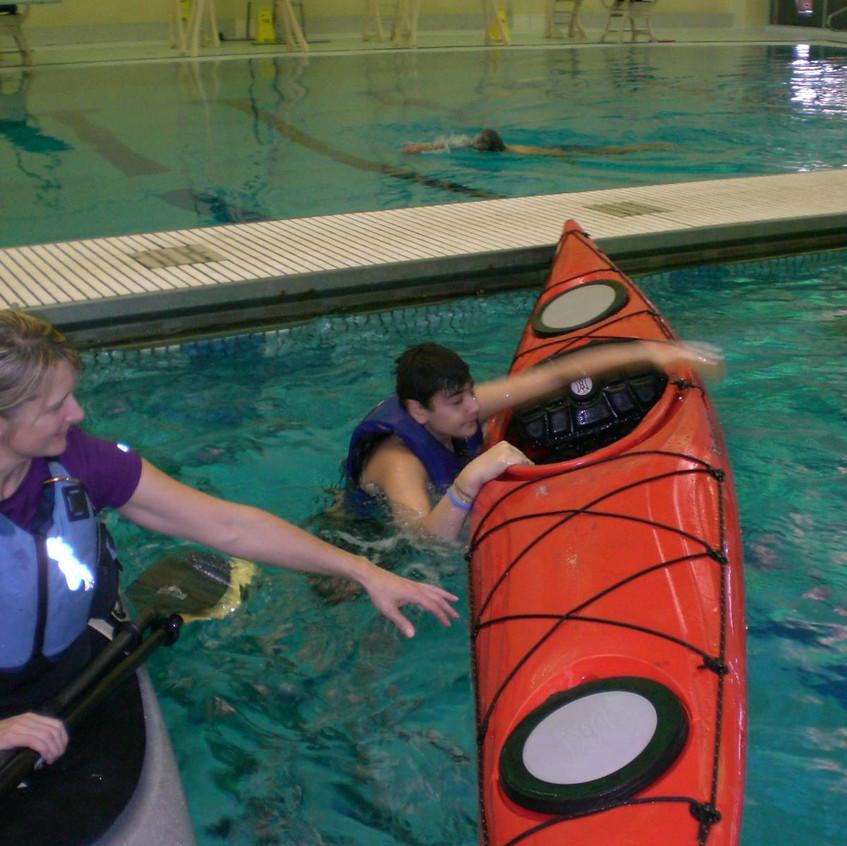 British Canoe 1 Star Assessments