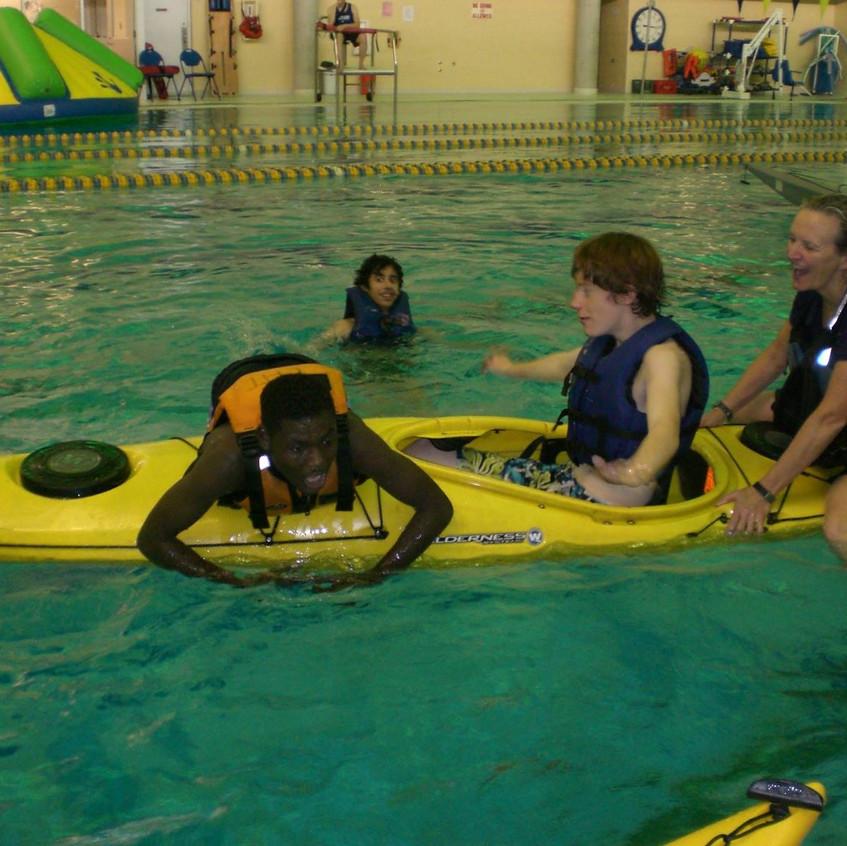 British Canoeing 1 Star Assessments