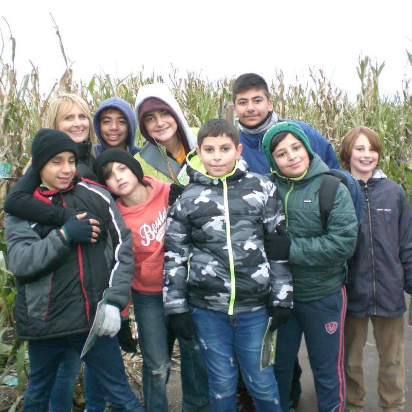 Fall Corn Maze Challenge
