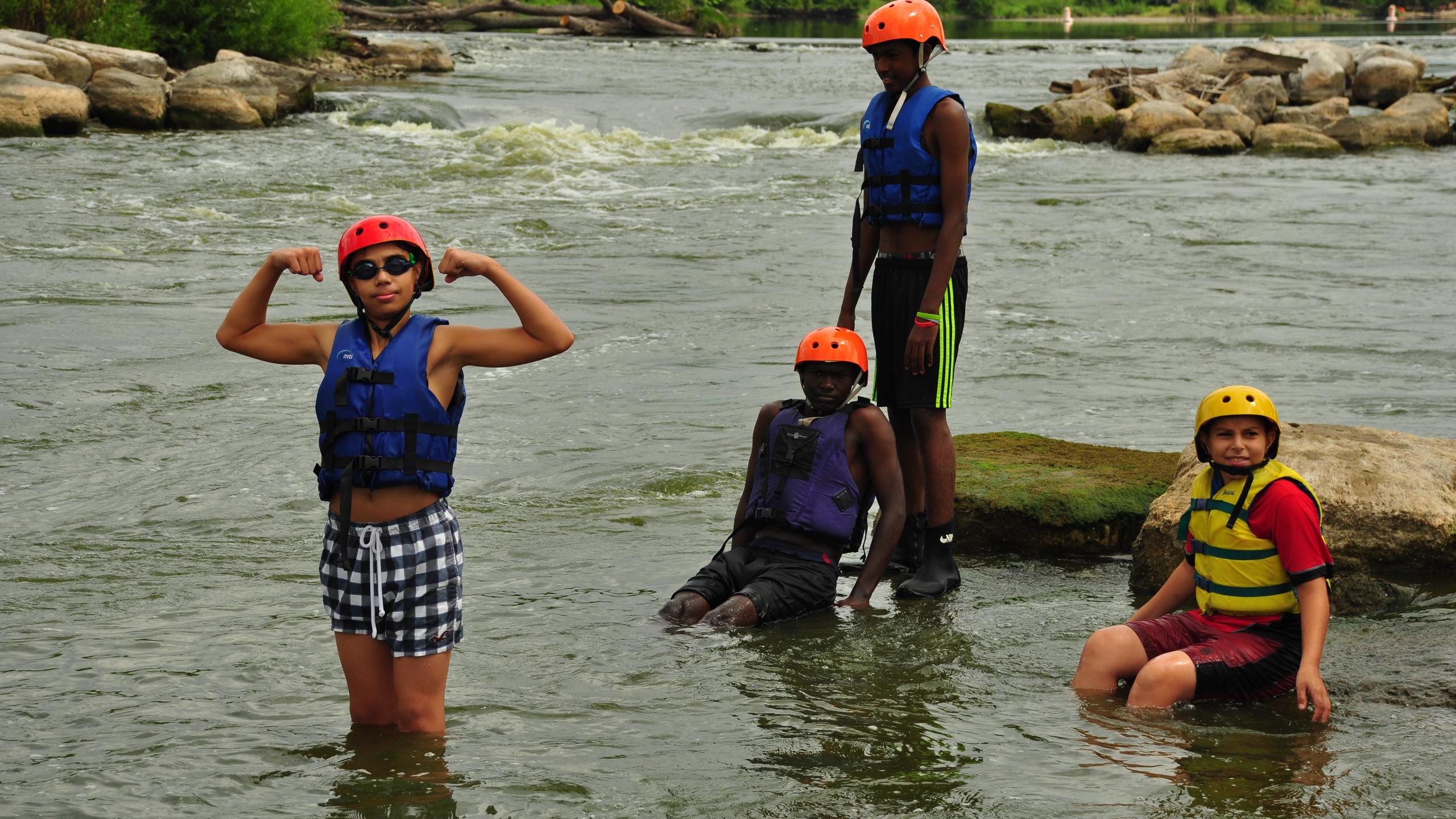 Whitewater Rafting - Summer 2017