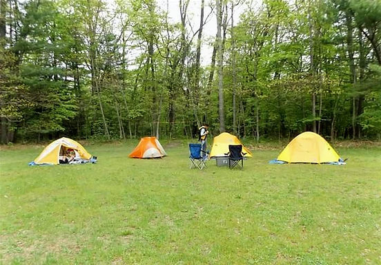 E. Camping Trip - Day One