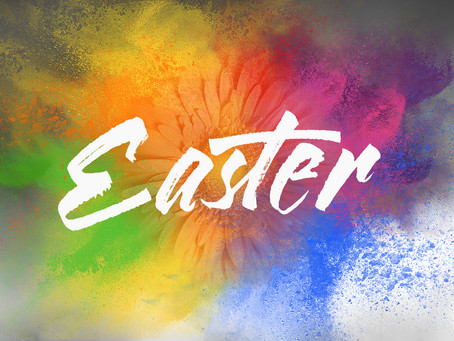 Palm Sunday - Easter Sunday