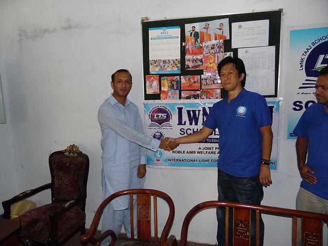 NGO ILFA,Taketomo Maekawa