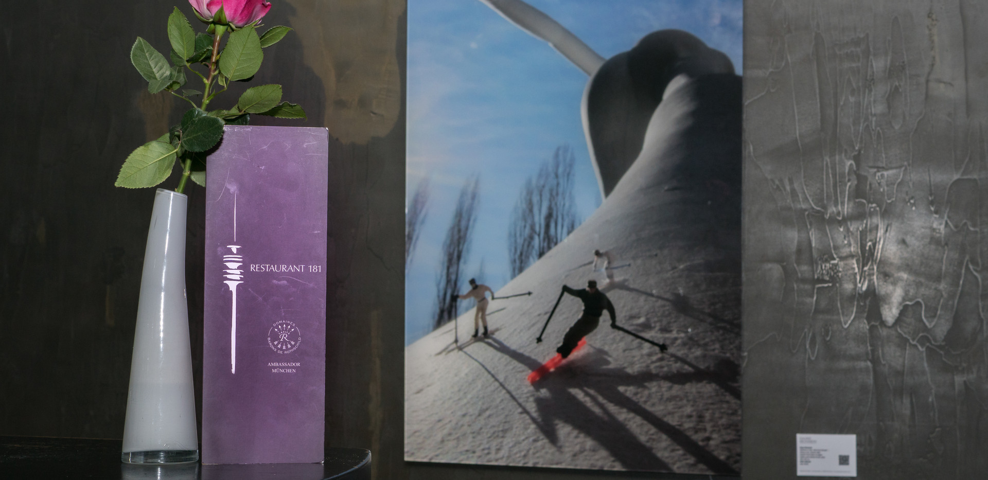 Ausstellung Olympiaturm