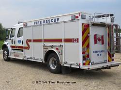 Fort Assiniboine Rescue