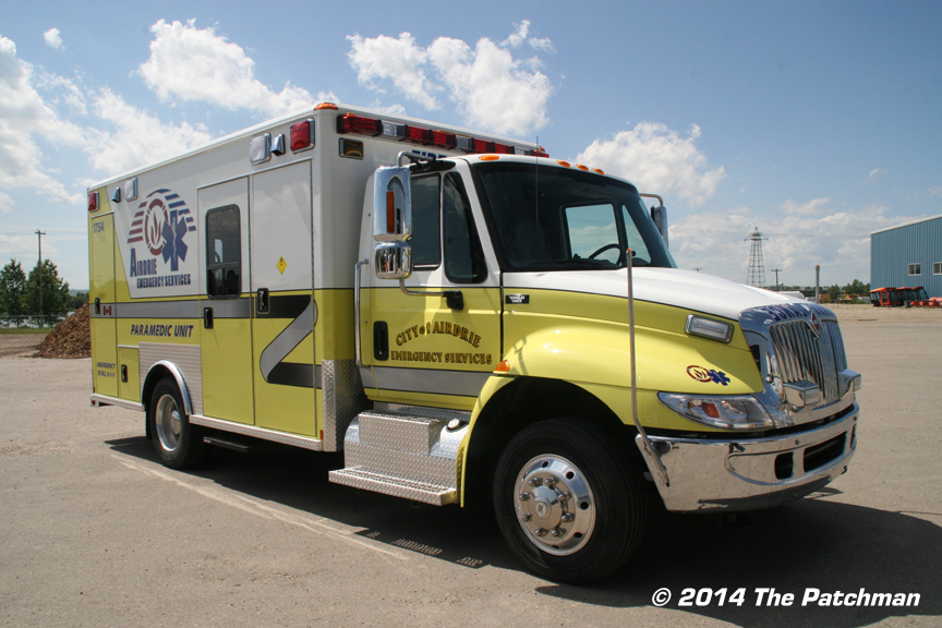 Airdrie Fire EMS