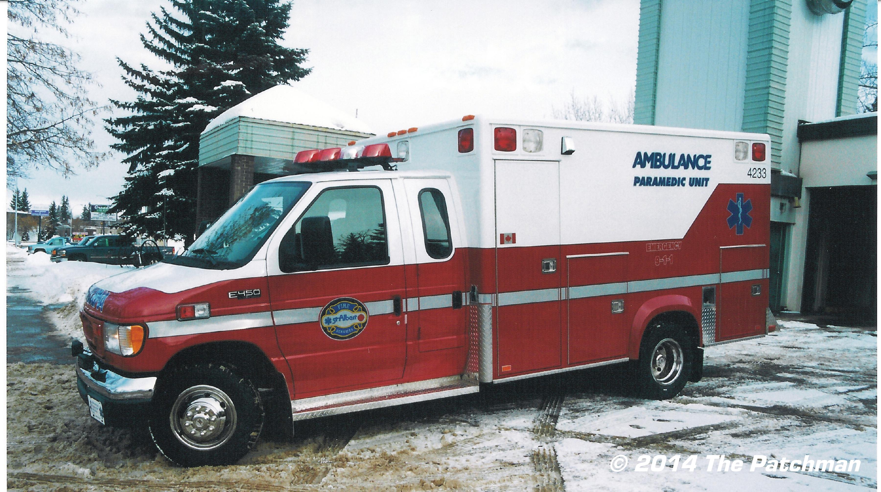 St. Albert Fire Service