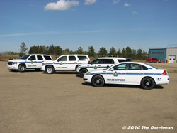 Parkland County Patrol