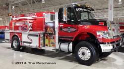 Eastway Emergency Vehicles HI VIZ