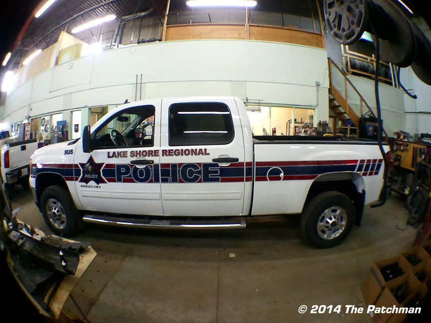 Lakeshore Police