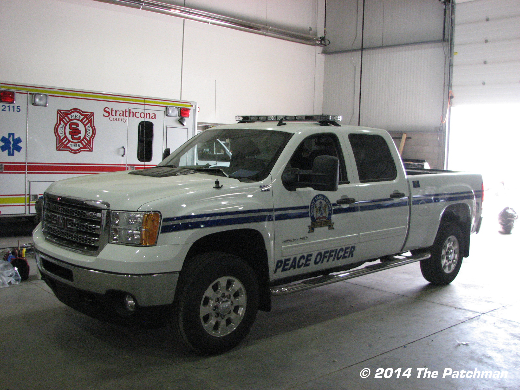 Smoky Lake Peace Officer