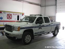 Smoky Lake Peace Officer