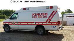 Kinuso Fire Support unit