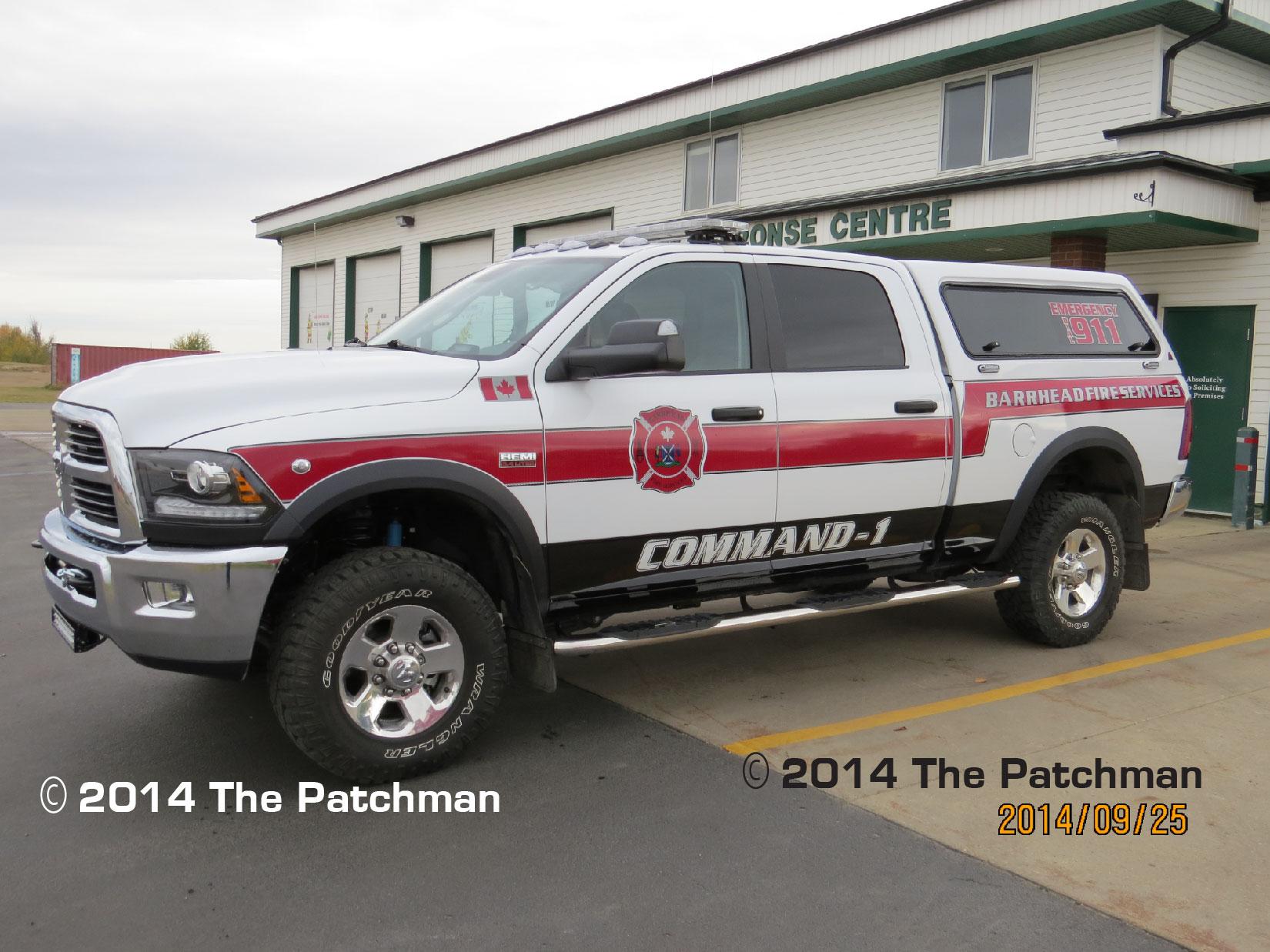 Barrhead Fire Command