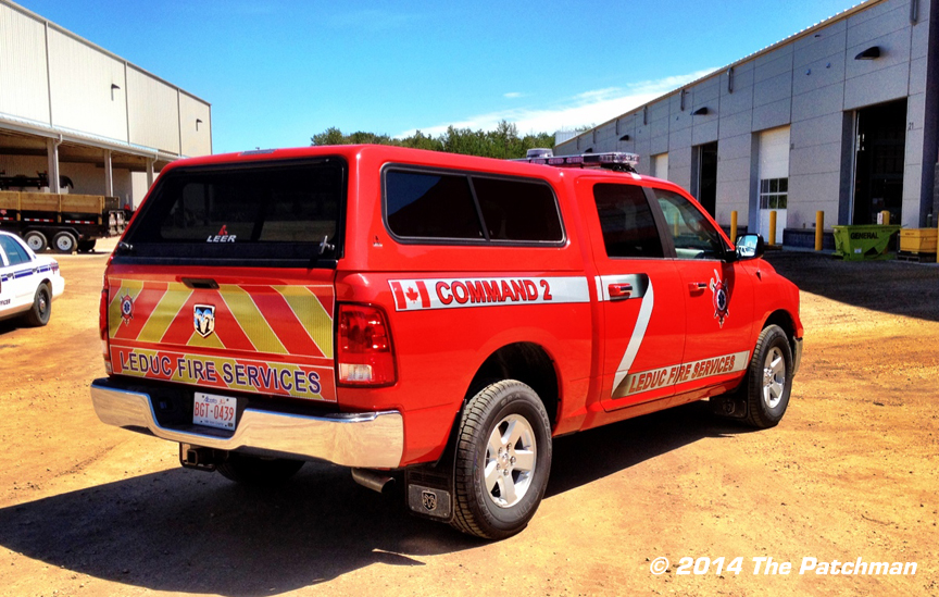 Leduc City Fire Service