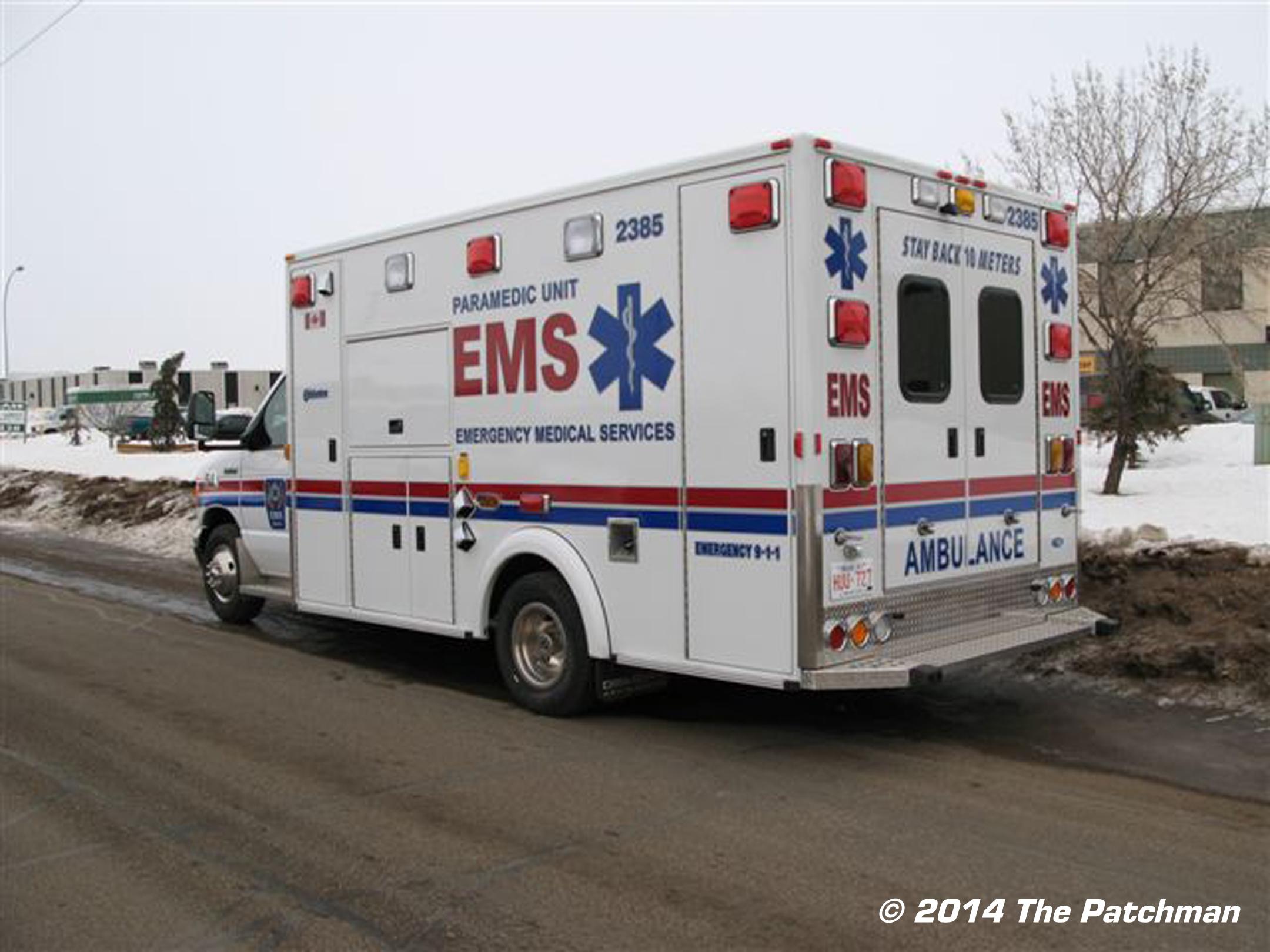 Edmonton EMS