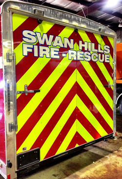 Swan Hills Fire