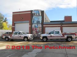 Cold Lake Fire Rescue