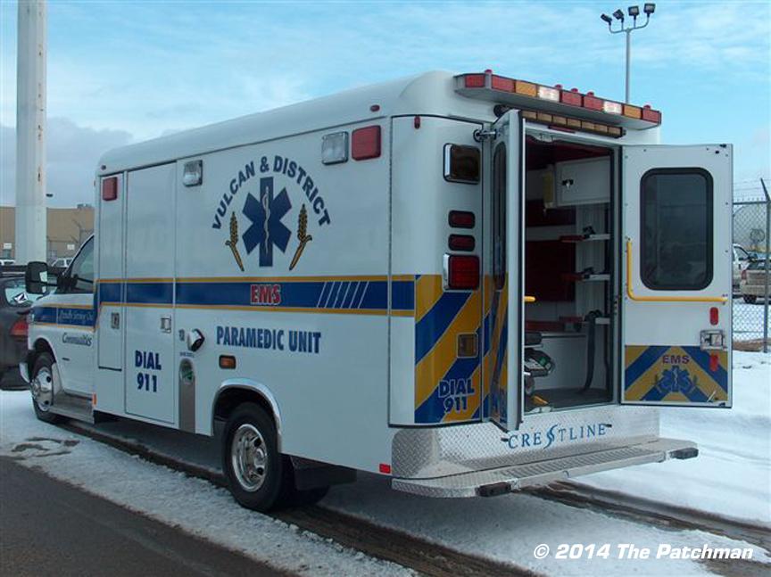 Vulcan District EMS
