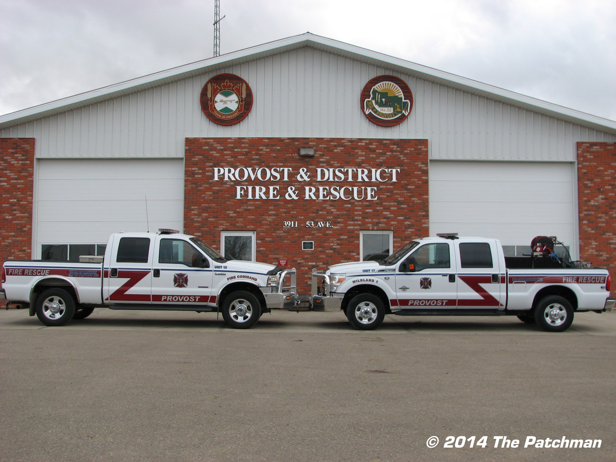 Provost Fire
