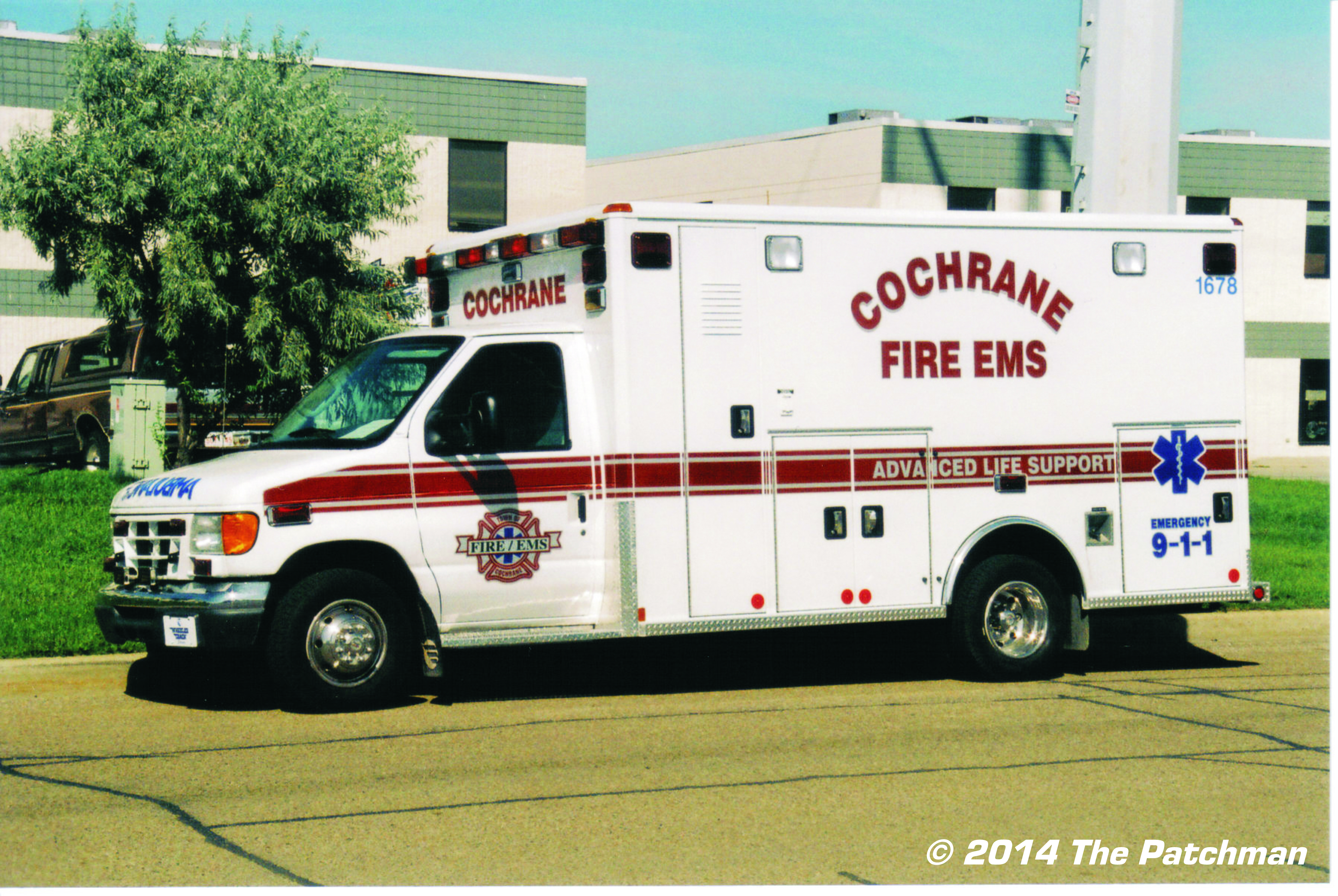 Cochrane Fire EMS