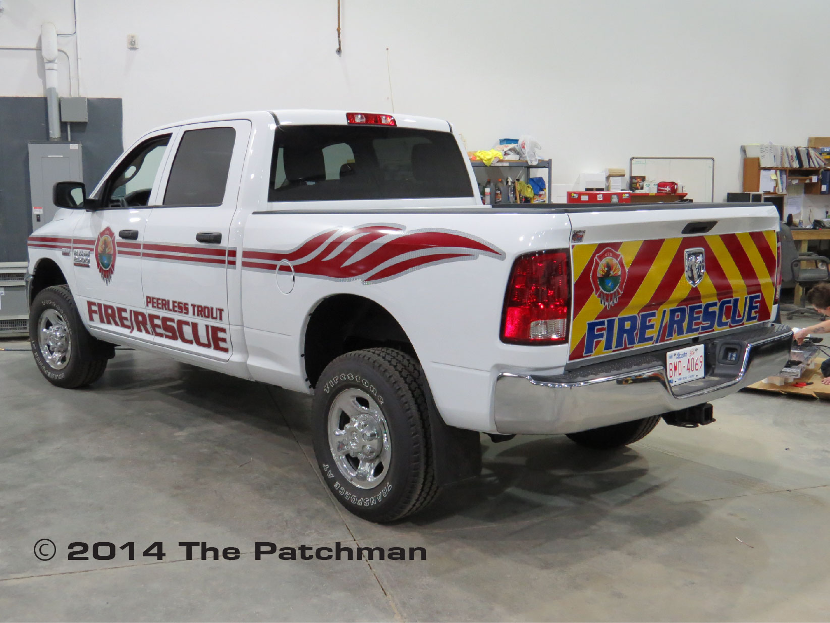 Pearless Fire Rescue