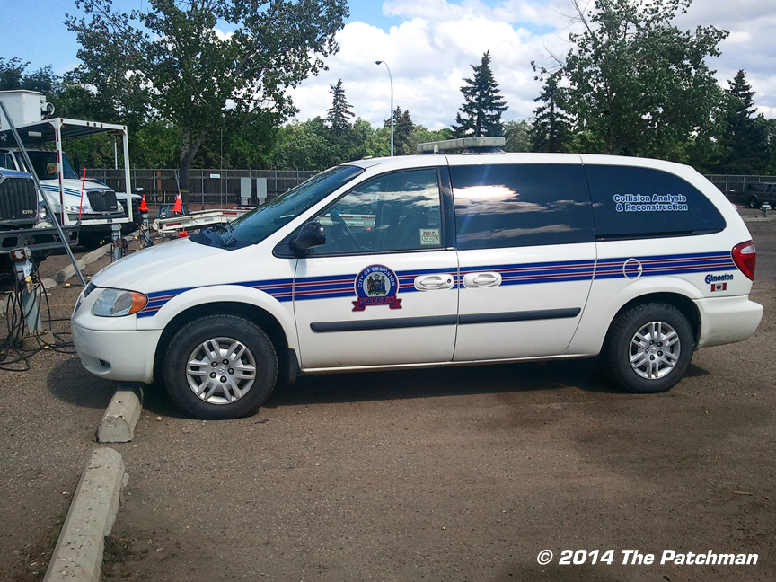 City of Edmonton Safety Unit