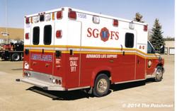 Spruce Grove Fire