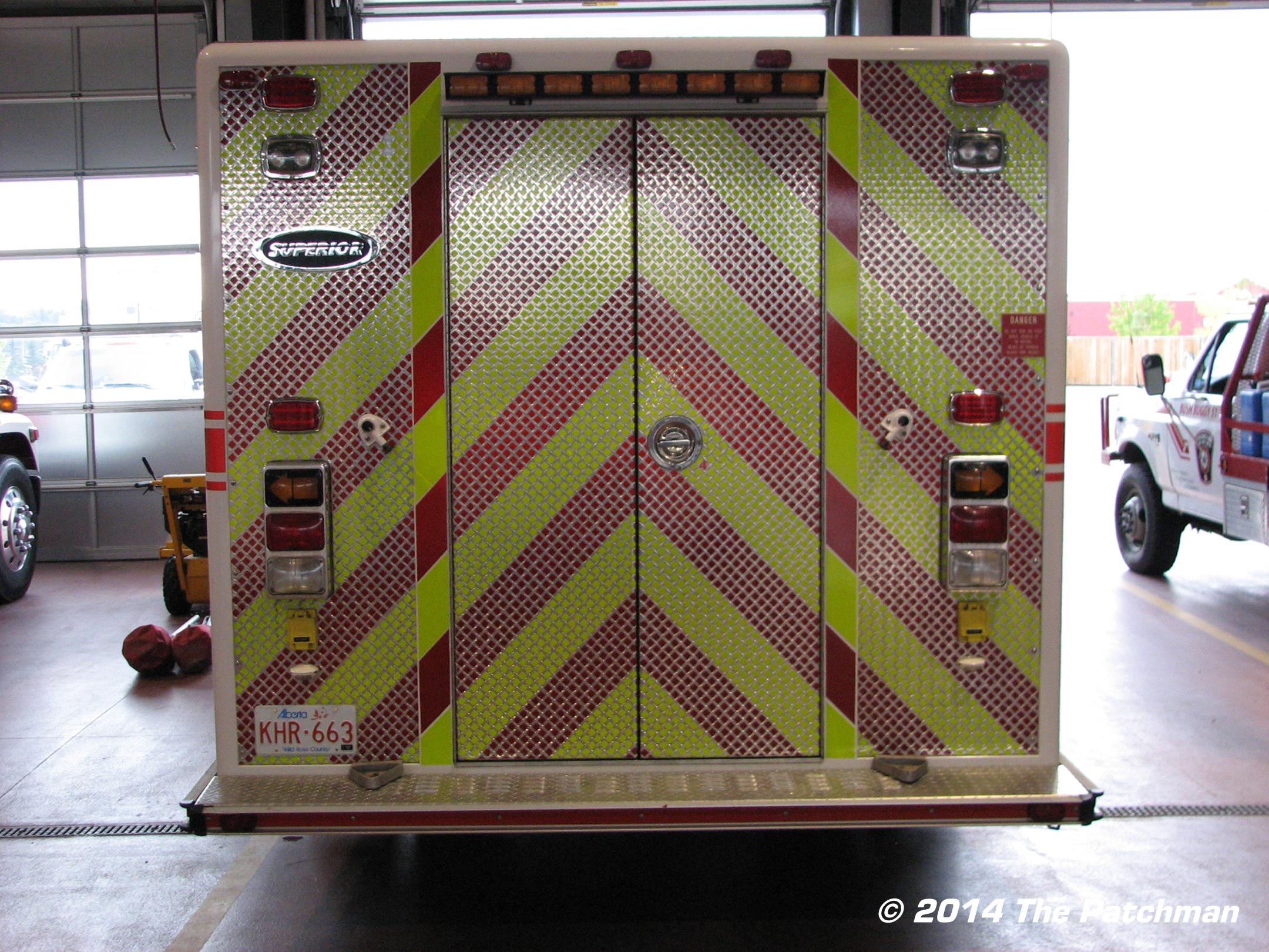 Cochrane Fire