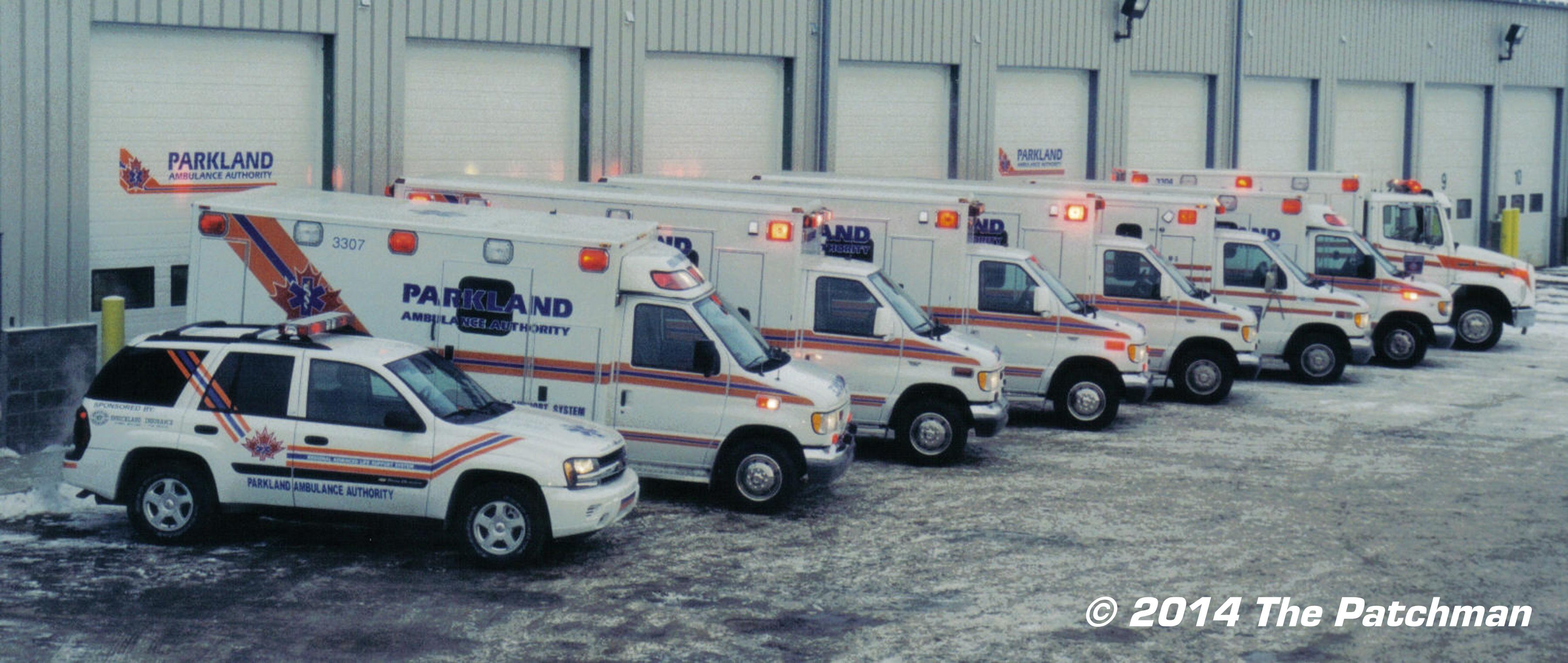 Parkland Ambulance Authority