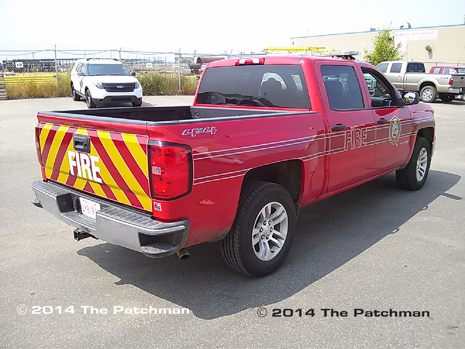 Bonnyville Regional Fire - Command 1