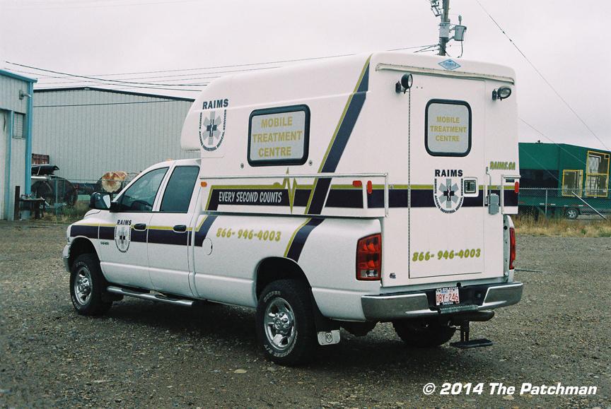 Oilfield Medical Unit