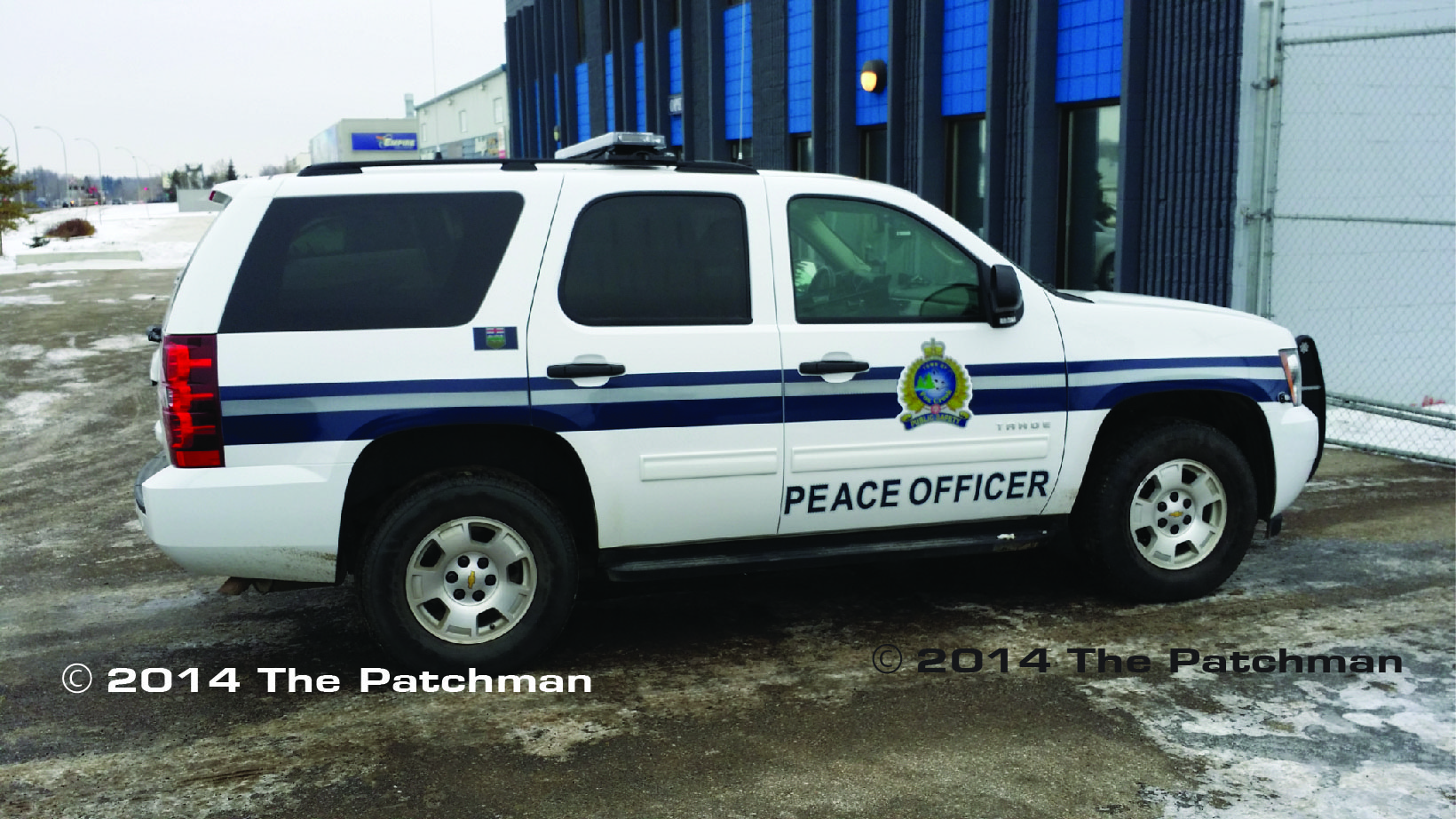 Fox Creek Peace Officer