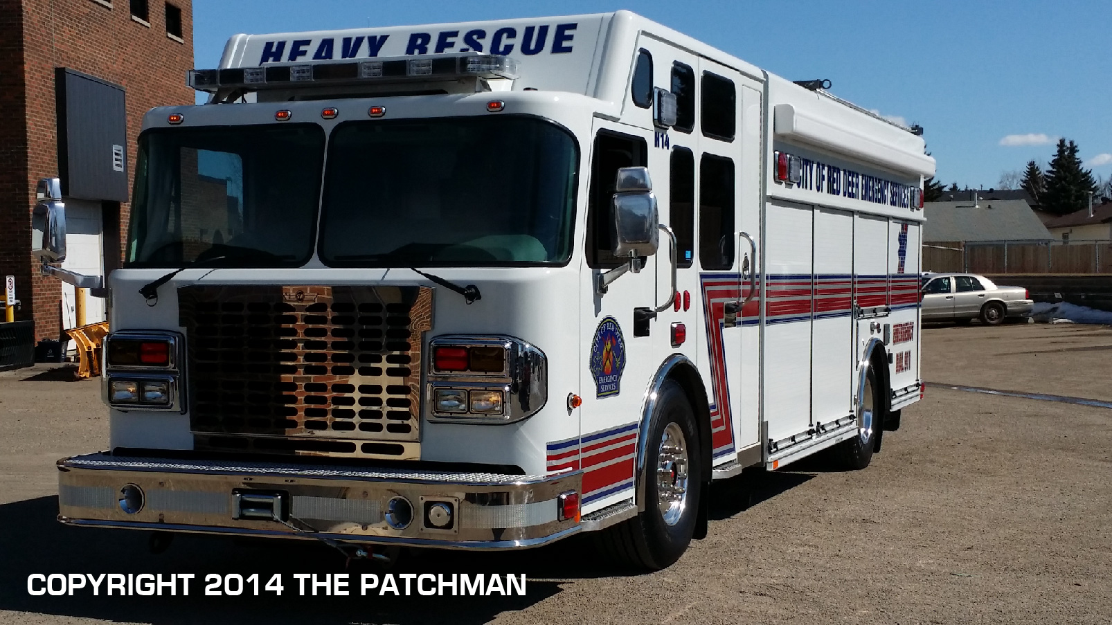 Red Deer Heavy Rescue