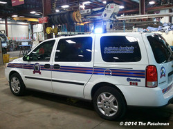 City of Edmonton Safety Division