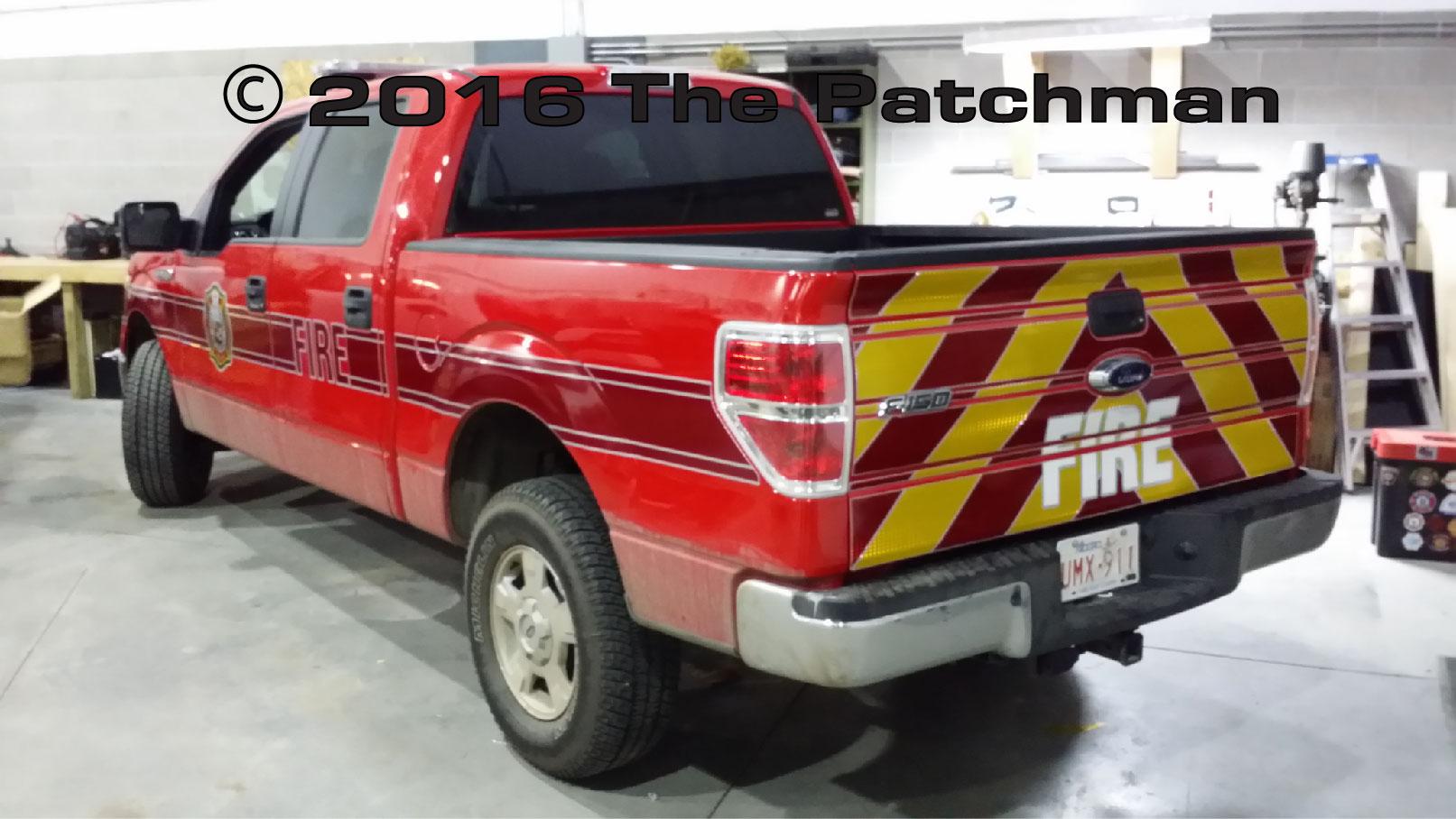 Bonnyville regional fire auth