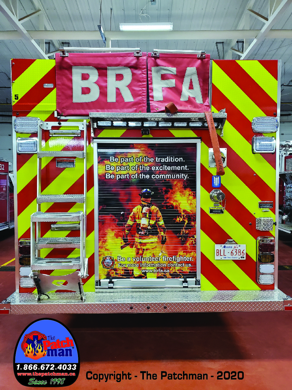 Bonnyville Regional Fire