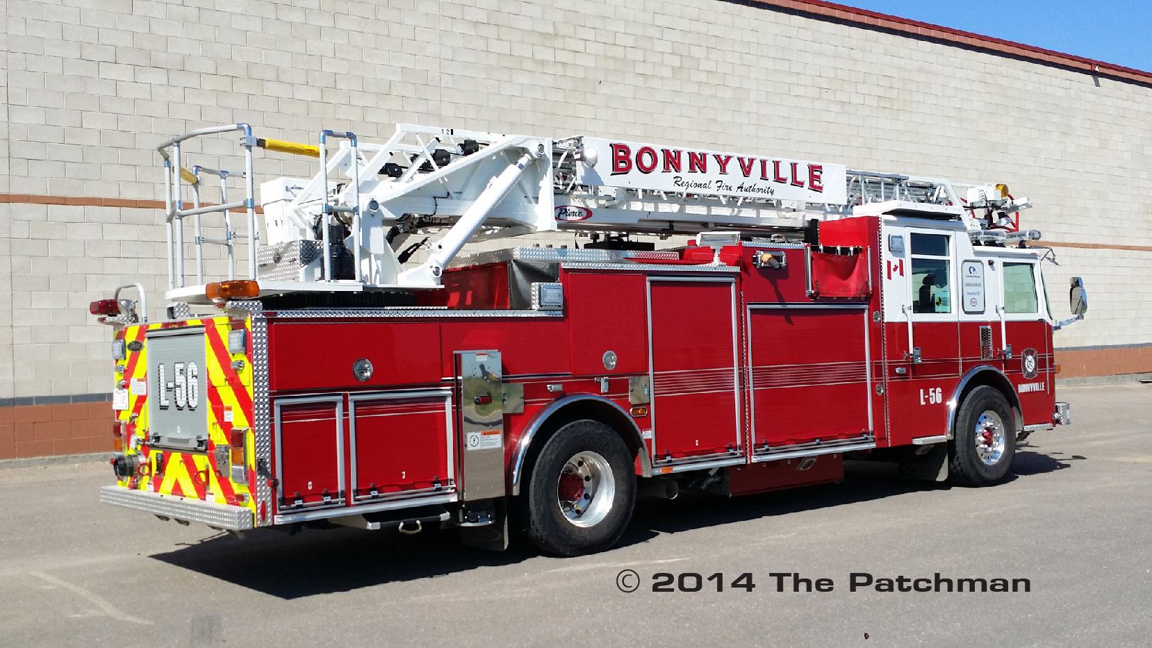Bonnyville Ladder