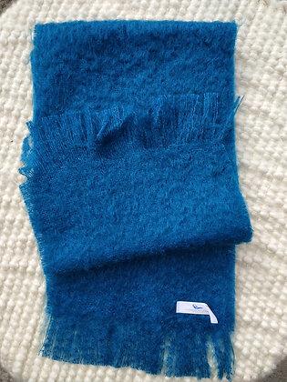 Echarpe Bleu hollandais